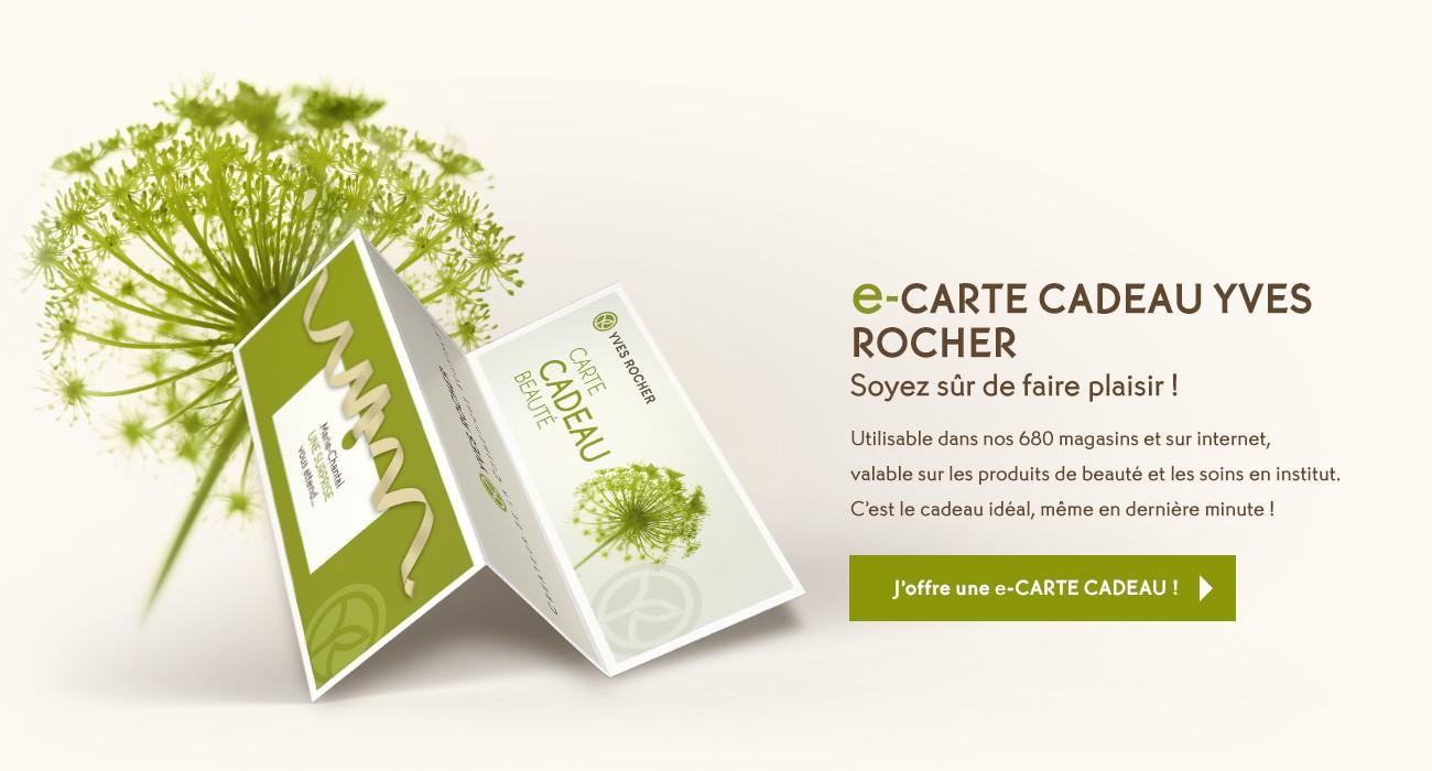 Carte Cadeau De Yves Richer